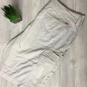 Mens BULLHEAD Denim Co. Cargo Shorts 33